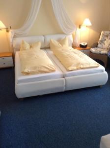 Familien- und Apparthotel Strandhof, Hotely  Tossens - big - 4
