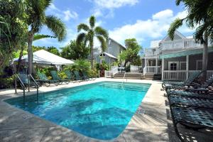 Chelsea House Pool and Garden - Key West