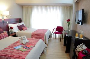 Regente Palace Hotel, Отели  Буэнос-Айрес - big - 10
