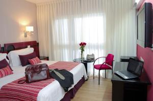 Regente Palace Hotel, Отели  Буэнос-Айрес - big - 15
