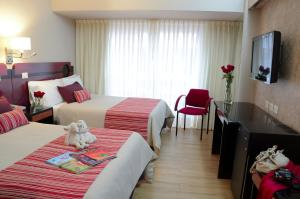 Regente Palace Hotel, Отели  Буэнос-Айрес - big - 20