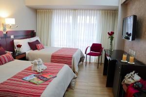 Regente Palace Hotel, Отели  Буэнос-Айрес - big - 18