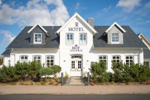 Hotel Hof Galerie, Отели  Морзум - big - 1