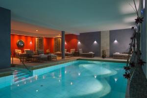 Hotel Hof Galerie, Отели  Морзум - big - 38