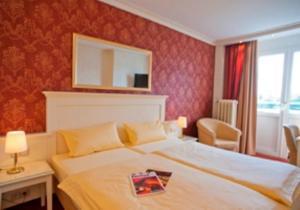Rheinhotel Loreley - Superior, Szállodák  Königswinter - big - 4