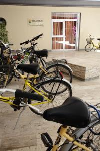 Residence Casa Di Caccia, Apartmanhotelek  Marina di Bibbona - big - 14