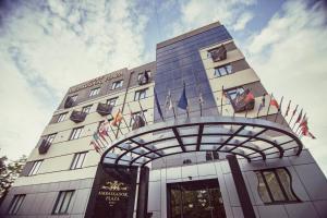 Отель Ambassador Plaza, Киев