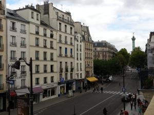 Hôtel De La Herse d'Or, Szállodák  Párizs - big - 2
