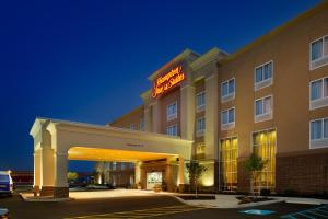 Hampton Inn and Suites - Buffalo Airport