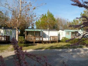 Camping Rives des Corbières, Кемпинги  Пор-Лекат - big - 31