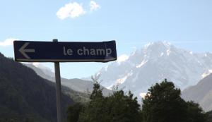 Maison Le Champ, Bed & Breakfast  La Salle - big - 35