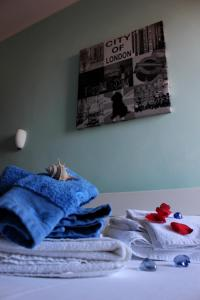 B&B Zahir, Bed and breakfasts  Castro di Lecce - big - 4