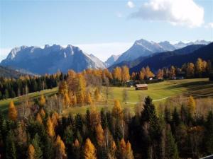 Haus Fichtenstamm, Apartmanok  Seefeld in Tirol - big - 36