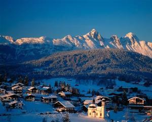 Haus Fichtenstamm, Apartmanok  Seefeld in Tirol - big - 39