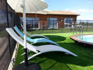 Villa Les Roses Noires, Case vacanze  Singleyrac - big - 20