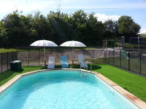 Villa Les Roses Noires, Case vacanze  Singleyrac - big - 21