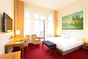 Angleterre Hotel, Hotely  Berlín - big - 11