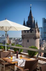 Fleming's Deluxe Hotel Frankfurt Main-Riverside (27 of 33)