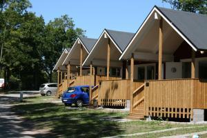 Dragsö Camping & Stugby, Campsites  Karlskrona - big - 3