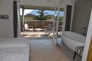 Villa Franca, Hotel  Nago-Torbole - big - 24