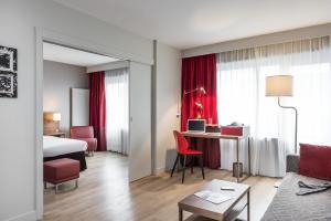 Appartement met 1 Slaapkamer (4 Volwassenen)