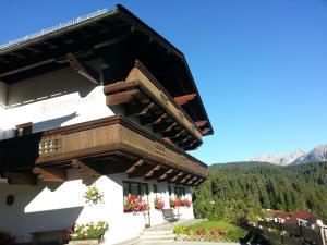 Haus Fichtenstamm, Apartmanok  Seefeld in Tirol - big - 1