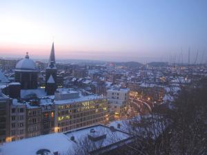 Liège flats, Apartments  Liège - big - 161
