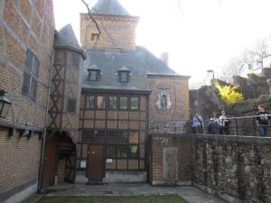 Liège flats, Apartments  Liège - big - 164