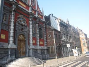 Liège flats, Apartments  Liège - big - 168