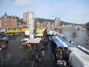 Liège flats, Apartments  Liège - big - 170