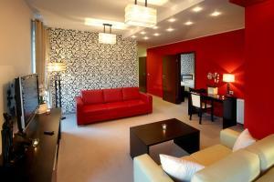 Hotton Hotel, Hotely  Gdynia - big - 41