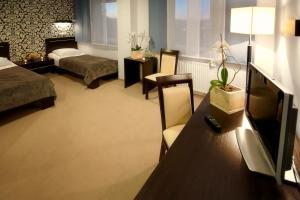 Hotton Hotel, Hotely  Gdynia - big - 4