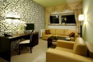 Hotton Hotel, Hotely  Gdynia - big - 35