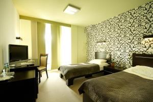 Hotton Hotel, Hotely  Gdynia - big - 12