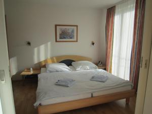Haus Strandperle, Апартаменты  Цинновиц (Остзебад) - big - 13