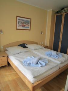 Haus Strandperle, Апартаменты  Цинновиц (Остзебад) - big - 28