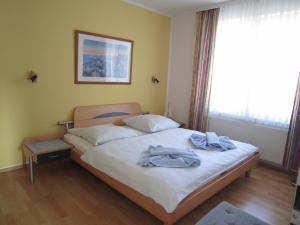 Haus Strandperle, Апартаменты  Цинновиц (Остзебад) - big - 23