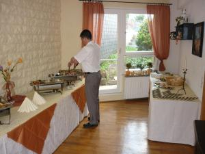 Hotel Waldhaus-Hutzelhöh, Guest houses  Ruhla - big - 21