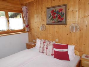 Haus Waldruh, Ferienwohnungen  Niederau - big - 11