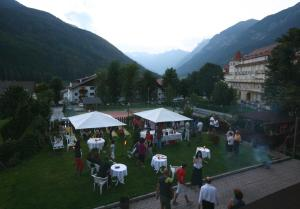 Alpin Hotel Gudrun, Hotely  Colle Isarco - big - 56