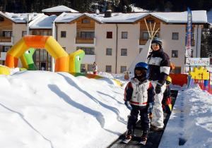 Alpin Hotel Gudrun, Hotels  Colle Isarco - big - 53