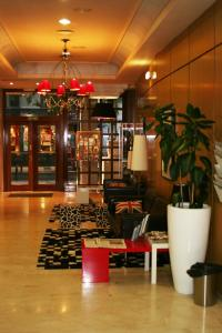 Hotel Don Jaime 54, Hotely  Zaragoza - big - 19