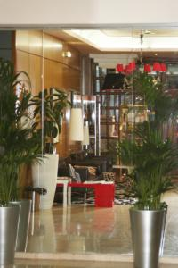 Hotel Don Jaime 54, Hotels  Saragossa - big - 46