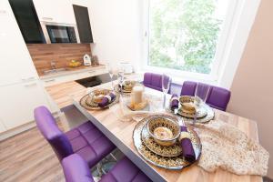 Traditional Apartments Vienna TAV - Design, Apartmanok  Bécs - big - 12