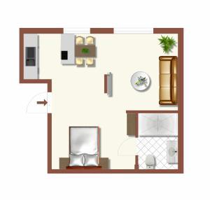 Traditional Apartments Vienna TAV - Design, Apartmanok  Bécs - big - 19