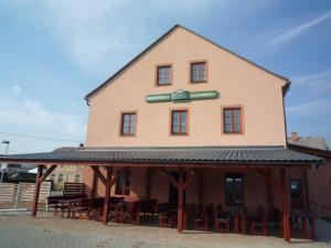 Penzion s Restaurací Zlata Hvezda