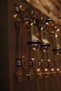 Hotel Engel, Penziony – hostince  Emmetten - big - 32