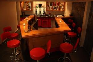 Hotel Engel, Penziony – hostince  Emmetten - big - 38
