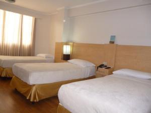 Hotel Aramo, Отели  Панама - big - 4
