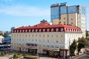 Hotel Ukraine Rivne, Hotel  Rivne - big - 1